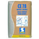 Enduit joint rapide pour traitement des joints plâtre CE 78 4 h - 25 kg (0.66 kg/m²) CE7804 de Semin