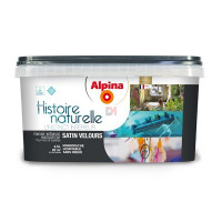 ALPINA Velours Histoire naturelle 2,5L orque DELZ-ALP-52101925ORQU de ALPINA