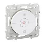 Interrupteur VMC blanc Odace a vis SCHN-S520243 de Schneider Electric
