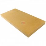 FIBERWOOD MULTISOL Bords droits d=110 kg/m3  140mm – 1250mm x 600mm R : 3,50 ISONAT-MULTIS110-140BD-12047 de Isonat