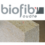 BIOFIB OUATE | Ep.100mm 1,25x0,6mm | R=2,5  BIOFIBOUATE100-60X125-BIOOT100P de Biofib