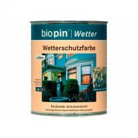 PEINTURE SATINEE AQUA BLANCHE 0,75L BIOPIN-PSA32011 de Biopin