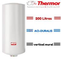 Chauffe eau duralis 200 litres mural thermor THERMOR-281077 de Thermor