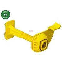 APPUI OPTIMA 2 100mm, 85mm-100mm Lot de 50 Unités ISOV-OPTIMA100-X50 de Isover