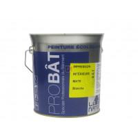 Impression mate blanche PROBÂT 4L  PBIM-I6804-4 de La Maison Naturelle