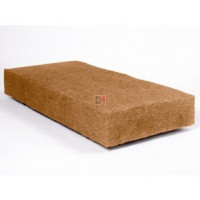 Panneau fibre de bois STEICO FLEX F | Ep. 40mm 57cmx122cm Densité=50kg/m³ R : 1,05 STEICO FLEX 40 de Steico