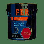BATIR Fer brillant 2,5L cerise DELZ-BAT-51601351CERI de RECA