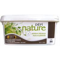 PEINTURE DEFI NATURE BLANC MATE 2.5l DEFI-H9110-2.5 de Houillères de cruéjouls