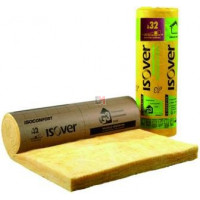 ISOVER ISOCONFORT 32 REVETU KRAFT | Ep.200mm 1,2mx2,2m | R=6,25 ISOV-66181-ISOCONFORT 32 REVETU KRAFT-200 de Isover