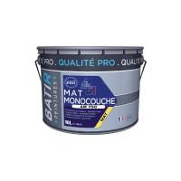 BATIR Pro Mat Monocouche AM750 10L blanc DELZ-ADD-51701500 de ADDICT