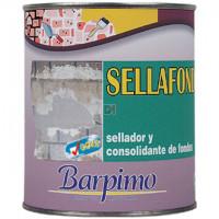 Impression SELLAFOND solvantée Incolore 4 L BARP-1764-4 de Barpimo