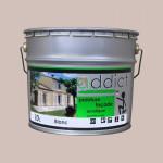 ADDICT Façade acrylique 10L ton pierre DELZ-ADD-51500720TNPR de ADDICT