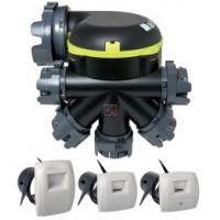 VMC Simple Flux Kit VMC Simple flux hygroréglable Bahia Optima micro-watt Hygro B - Bouches électriques ALDES ref.11033190 ALDES-11033190 de Aldes