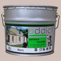 ADDICT Façade 100% pliolite 10L ton pierre DELZ-ADD-51500710TNPR de ADDICT