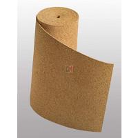 Rouleau de liège pressé ultra haute densité 235kg/m2  Format 0,5mx8m – Ep4mm HAM-RL458 de QEM