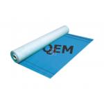 Rouleau écran de sous toiture HPV pare-pluie frein vapeur pour isolation ms 1 HygroV+ HPV light - Haute perméabilité à la vapeur d'eau -  résistance aux UV 3 mois (75m²) QEMHPV9050 de QEM