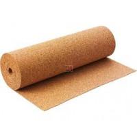 Sous-couche liège en rouleau, standard épaisseur 6mm   6mm - 10 m² HAM-RL610-HC de Houillères de cruéjouls