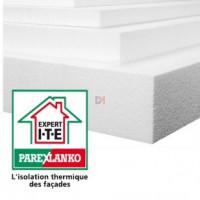 POLYSTYRENE EXPANSE   Ep.40mm   Format : 1.20x0.60   R=1,05 PAREX-IPLB40 de Parexlanko