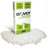 Laine de verre blanche COMBLISSIMO sac de 17,3kg (3,80kg/m² pour R=7) ISOV-COMBLIS de Isover