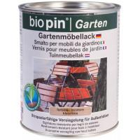 Vernis pour bois de Jardin 0,75L 9-11m² – Biopin BIOPIN-4011252330018 de Biopin