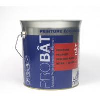 PEINTURE VELOURS SEMI-MAT BLANC INTER/EXTER 4l PBPV-I6905-4 de La Maison Naturelle