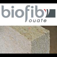BIOFIB OUATE | Ep.120mm 1,25x0,6mm | R=3  BIOFIBOUATE120-60X125-BIOOT120P de Biofib