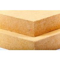 FIBERWOOD MULTISOL Bords droits d=110 kg/m3  120mm – 1250mm x 600mm R : 3,00 ISONAT-MULTIS110-120BD-12045 de Isonat