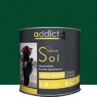 ADDICT Sol 2,5L vert gazon DELZ-ADD-51500632VRGZ de ADDICT