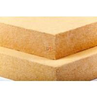 FIBERWOOD MULTISOL Bords droits d=110 kg/m3  100mm – 1250mm x 600mm R : 2,50 ISONAT-MULTIS110-100BD-12043 de Isonat