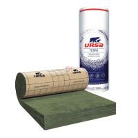 Rouleau Laine de verre URSA TERRA MRK 40 | Ep.200 mm 1,2mx4,5m | R=5,00 URSA TERRA MRK 40 200 - 2062029 de Ursa