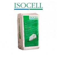 Ouate de cellulose en vrac ISOCELL Lambda=0,039 W/m°C ACERMI ISOCELLM10 de Isocell